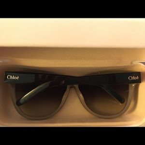 Chloe fantastic shades. So clear and elegant/case